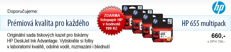 HP 655 multipack