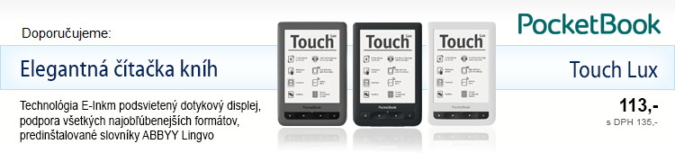 Pocket Book Touch LUX