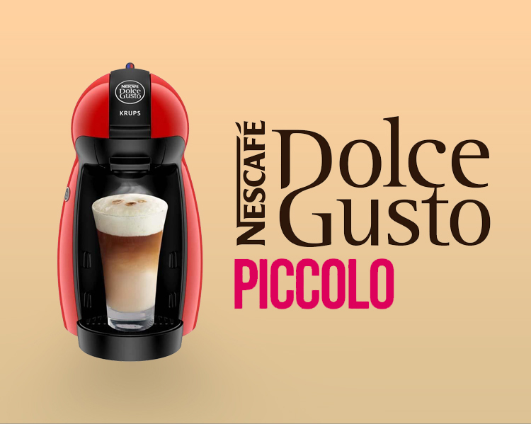 krups nescaf dolce gusto kp1006ce piccolo red. Black Bedroom Furniture Sets. Home Design Ideas