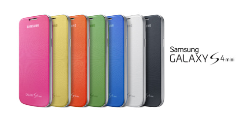 Расцветки Samsung Galaxy S4 mini