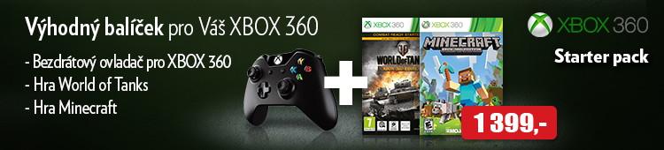 Xbox 360 - Starter Pack -