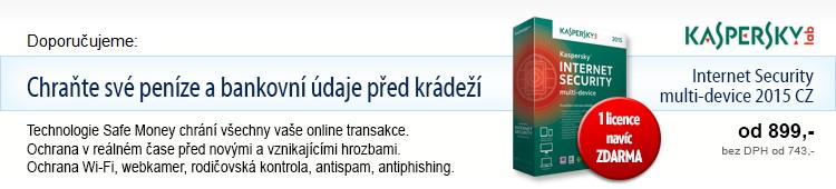 Kaspersky Intertnet security 2015 Q4