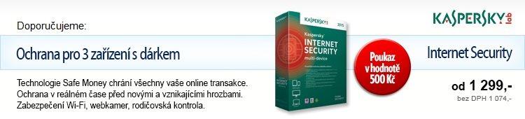 Kaspersky Intertnet security 2015