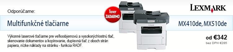 Tiskárny Lexmark
