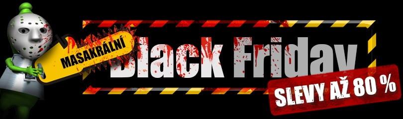 Masakrální Black Friday