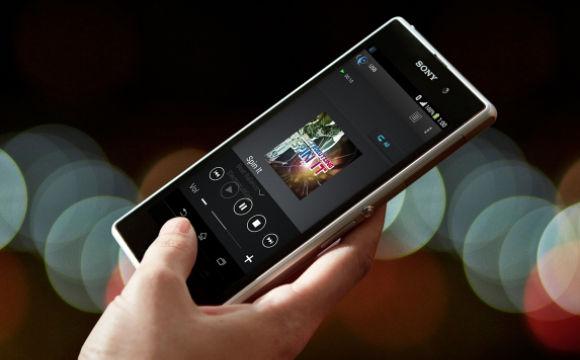 Aplikace SongPal