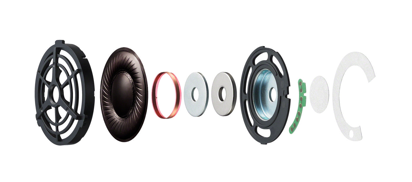 Kopfhörer Sony MDR-1AB
