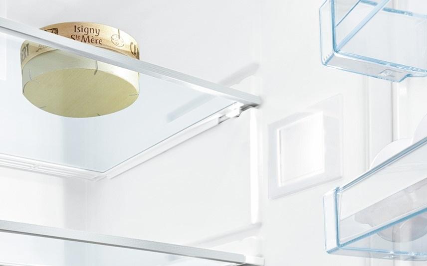 Příjemné LED ovětlení