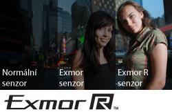 Senzor EXMOR R