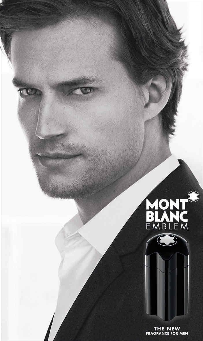 Toaletná voda Mont Blanc Emblem