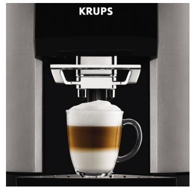 krups ea900030 full automatic espresso barista. Black Bedroom Furniture Sets. Home Design Ideas