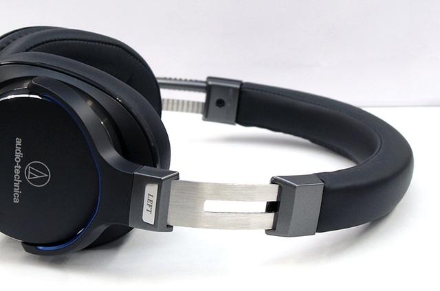Sluchátka s mikrofonem Audio-technica ATH-MSR7BK