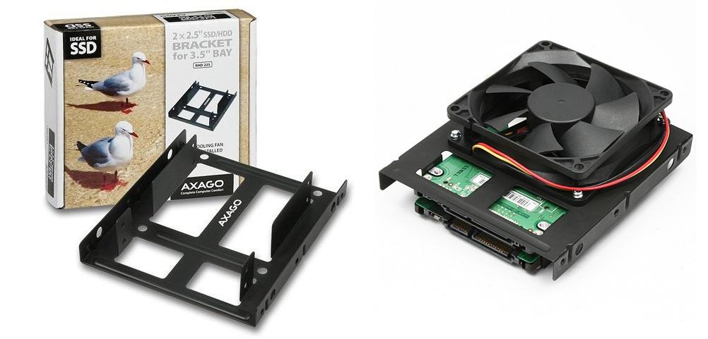Adaptér AXAGO RHD-225