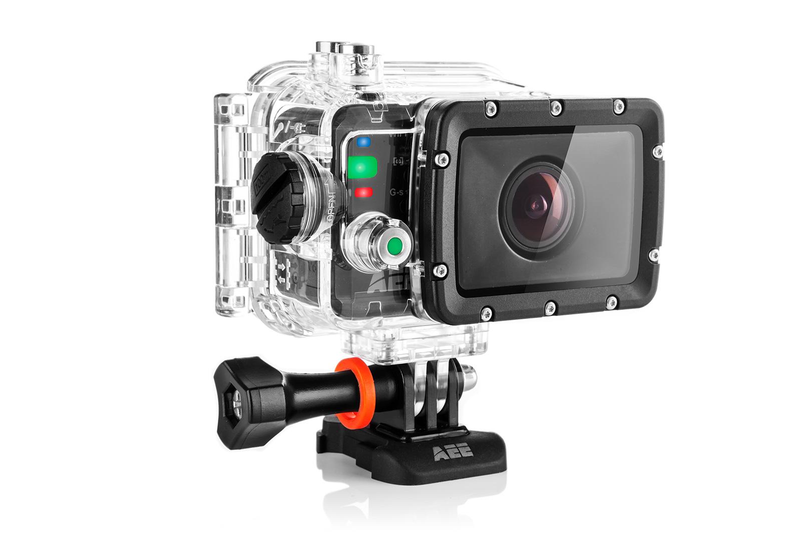 Akční kamera pro nevšední zážitky