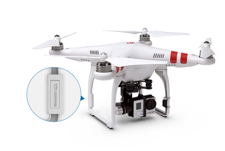 Drone DJI F308 Phantom 2 ARF kit