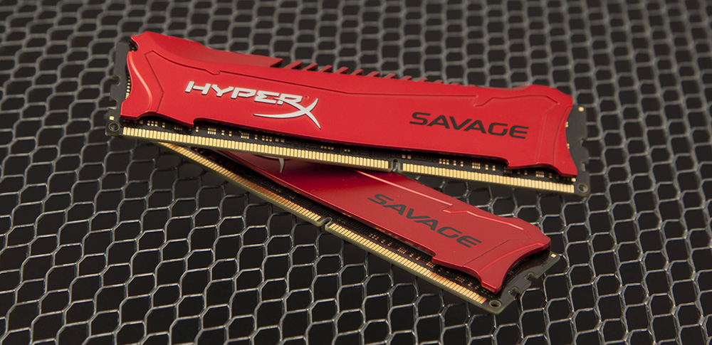 Řada Kingston HyperX SAVAGE