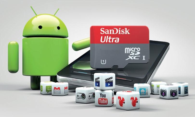Nepřekonatelně rychlý SanDisk Micro SDHC 8GB Ultra Class 10