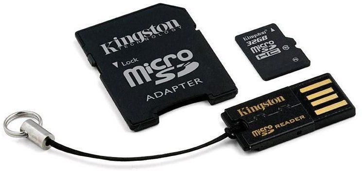 Kingston Micro SDHC 32GB