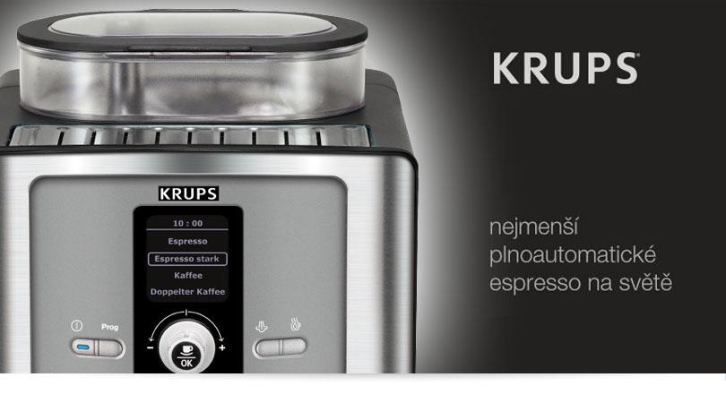 Espresso Krups EA8050 PE