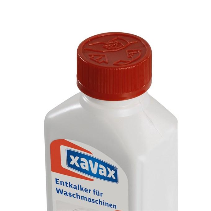Čistič XAVAX odstraňovač vodního kamene z praček