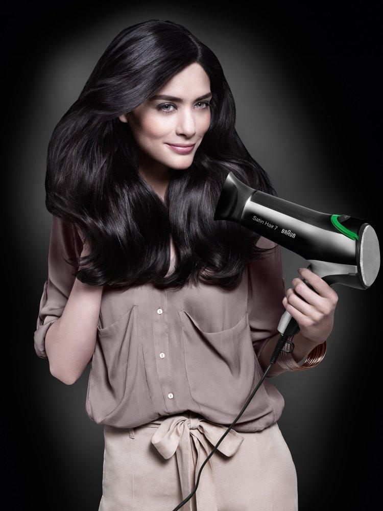 Fén na vlasy BRAUN Satin Hair 7