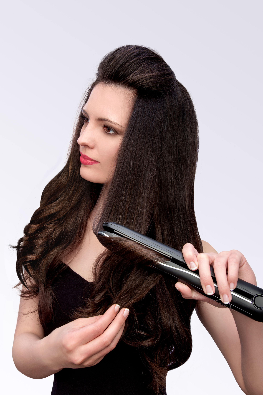 Žehlička na vlasy BRAUN ST780