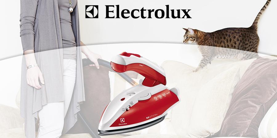 Žehlička Electrolux EDBT800