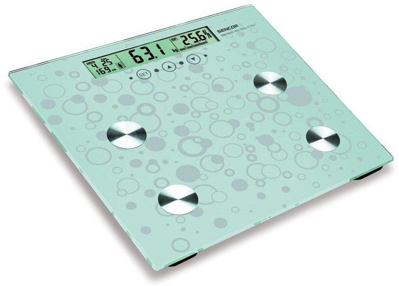 Atraktivní design váhy