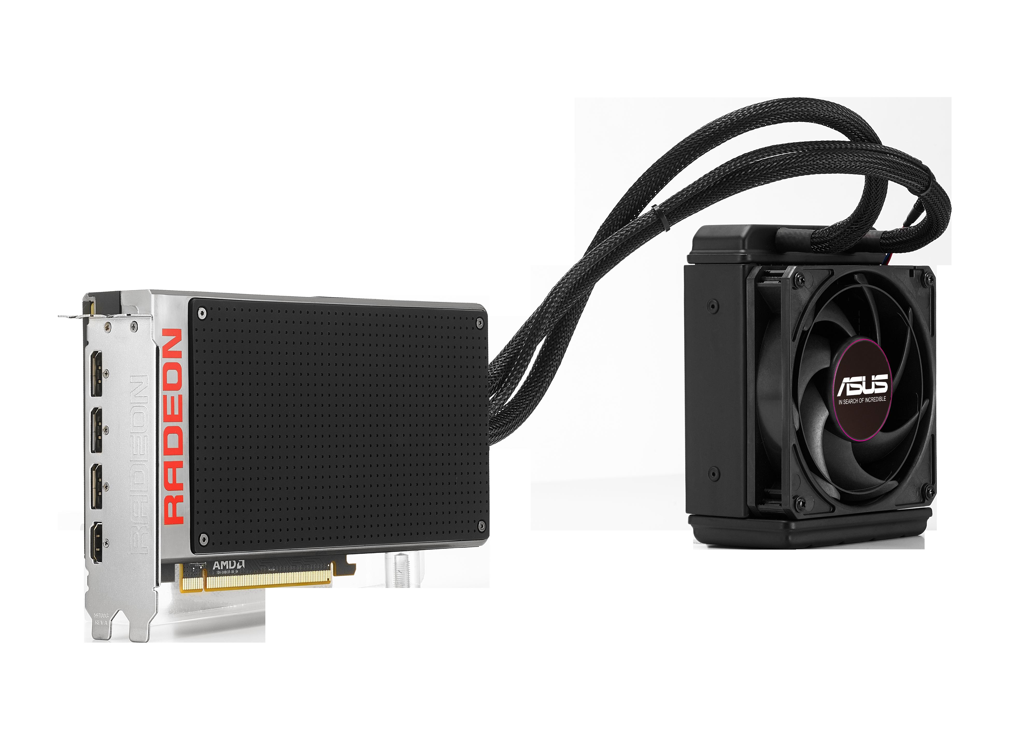 Chcete provést upgrade vaší grafické karty? Zapomeňte na něj, přichází revoluce ASUS R9FURYX-4G 4GB HBM.