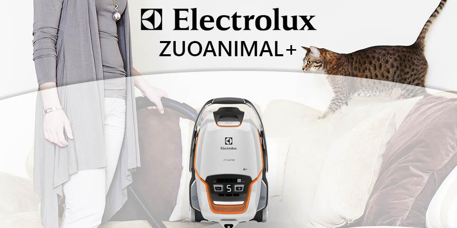 Electrolux UltraOne ZUOANIMAL+