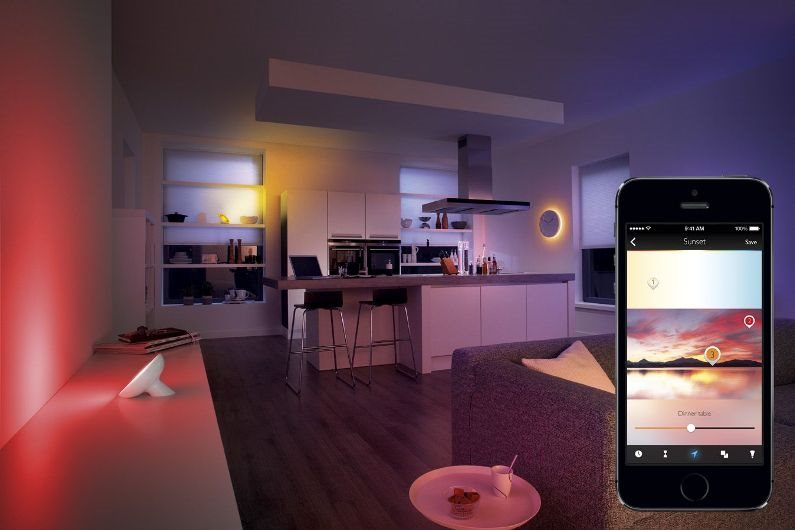 Philips Hue Bloom Lamp Alzashop Com
