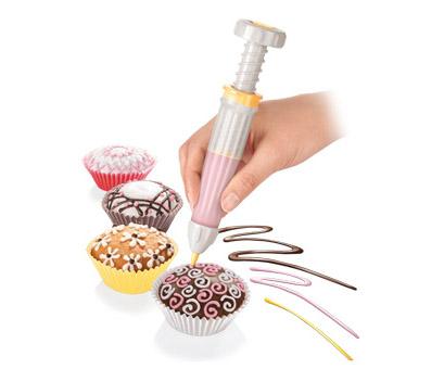 Dekorujte svoje cukrářské schopnosti