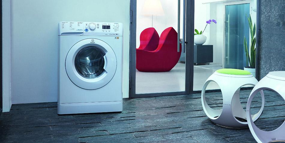 Elegantní spotřebiče Indesit patří i do moderní domácnosti