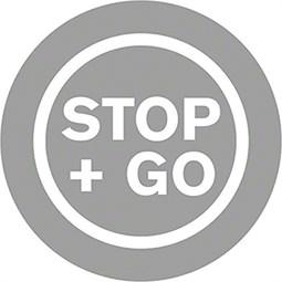 funkce Stop + Go