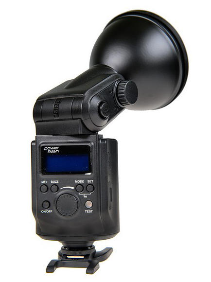 Terronic Power Flash PF200