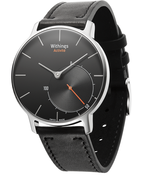 Smart sporttester Withings Activité Black