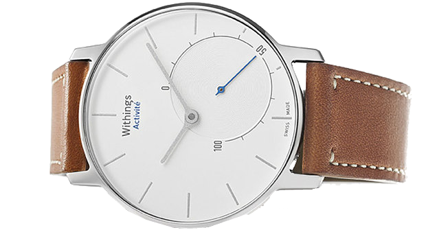 Smart sporttester Withings Activité Silver