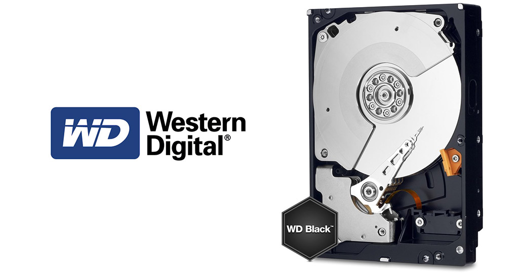 WD Black 2000GB