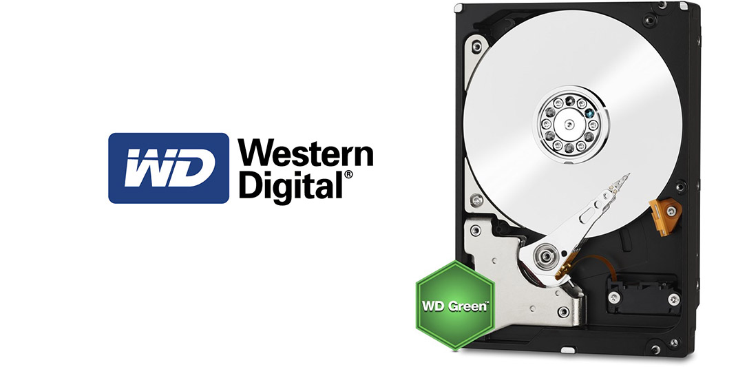 WD Green 2000GB