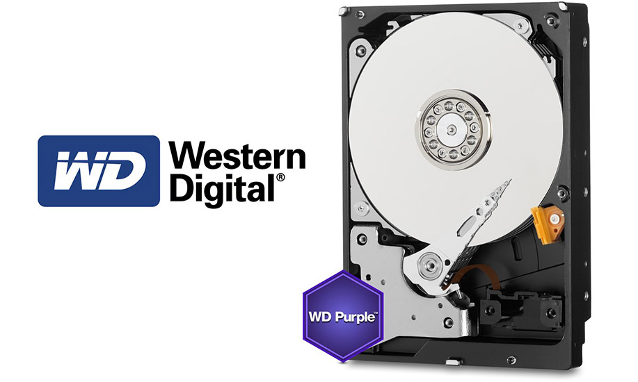 WD Purple 1000GB