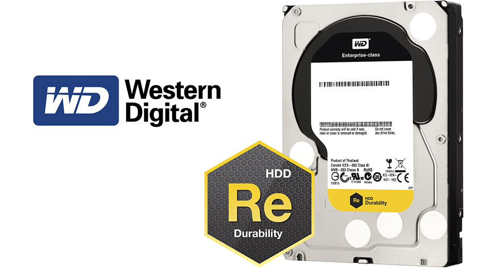 WD RE Raid Edition 4000GB