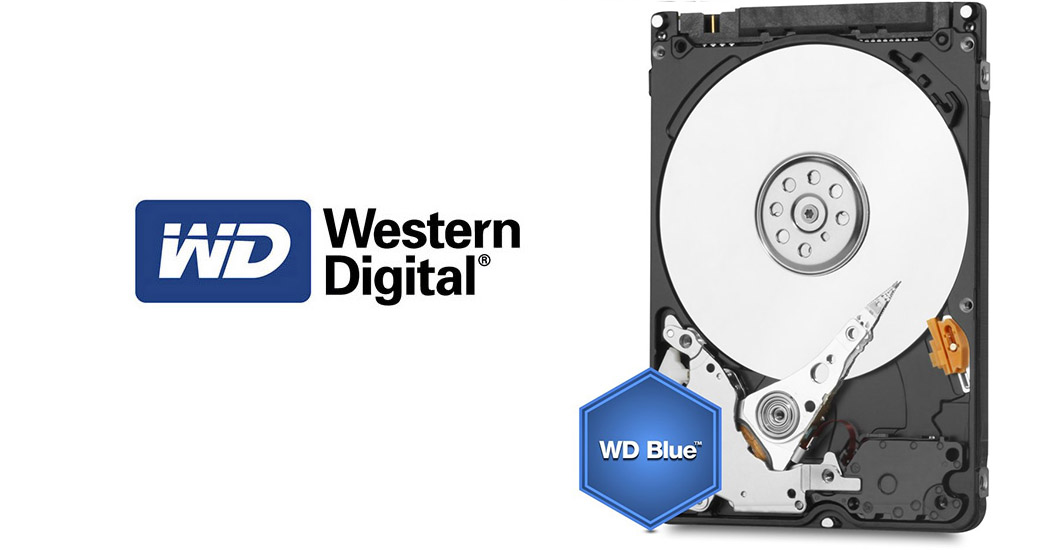 "WD 2.5"" Blue Mobile 1000GB"