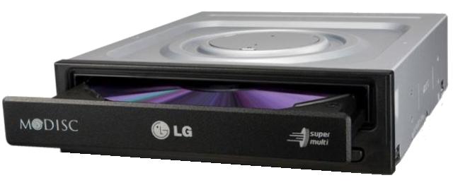 Vypalovačka LG GH24NSC0