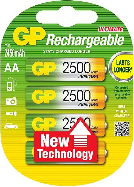 Akumulátory GP HR6