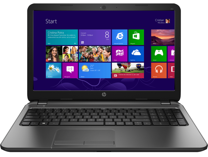 Notebook HP 250 G3