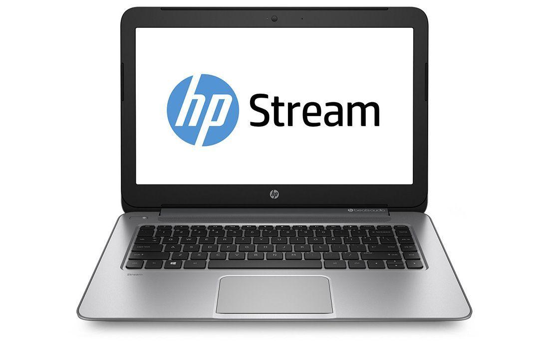 HP Stream 14-z000nc Natural Silver