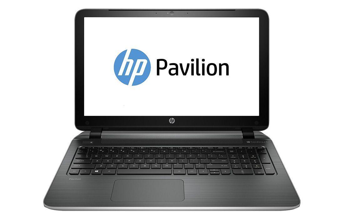 HP Pavilion 15-p054nc Natural Silver