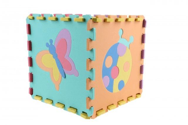 Foam pad - Zvířátka