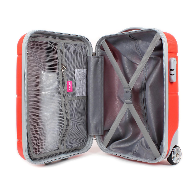 SUITSUIT® TR-1139/1-50 ABS - Caretta Mandarin Red