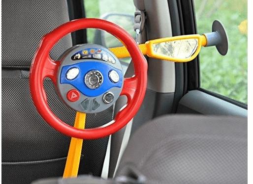Dětský volant do auta